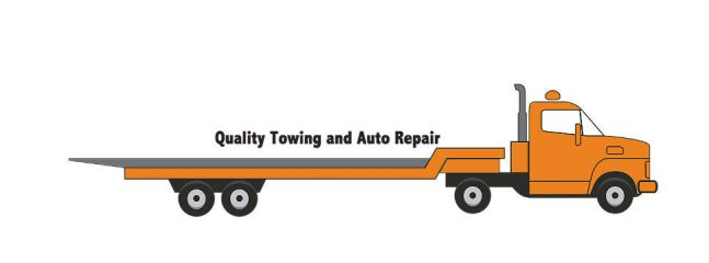 quality towing and auto repair