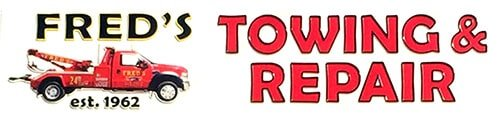 fred's towing inc