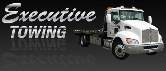 executive towing