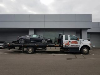 wes's towing