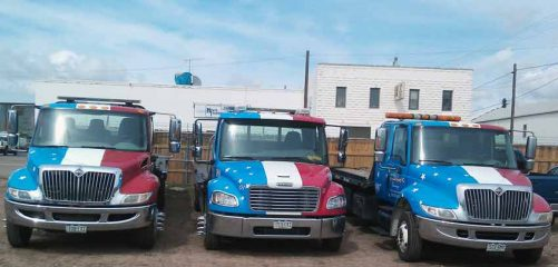 all american towing - greeley