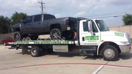 burleson towing & recovery, llc.