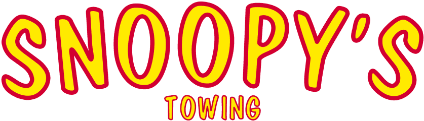 snoopy's towing