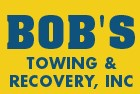 bob's towing & recovery, inc