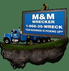 m & m wrecker service of swmo, llc