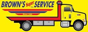 brown's super service inc