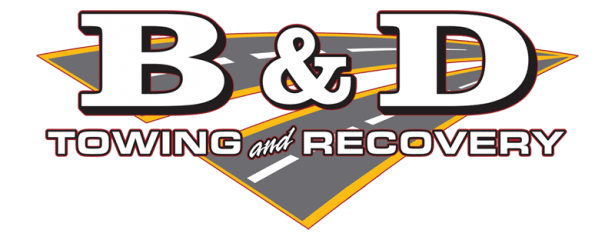 b & d towing and recovery