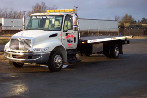foster towing