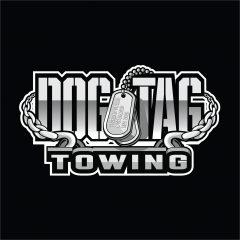 dog tag towing