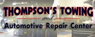 thompson's towing and automotive repair center