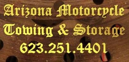 arizona motorcycle towing & storage