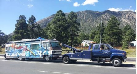 country club towing & recovery