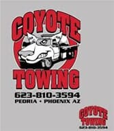 coyote towing