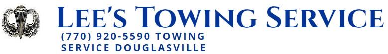 lee's towing service - douglasville