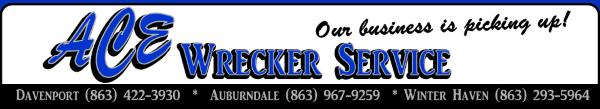ace wrecker services - auburndale