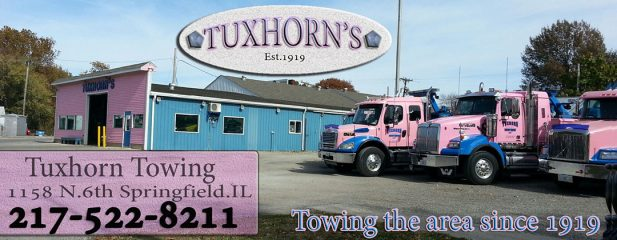 tuxhorn towing inc
