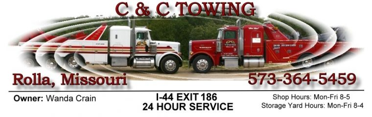 c & c towing llc