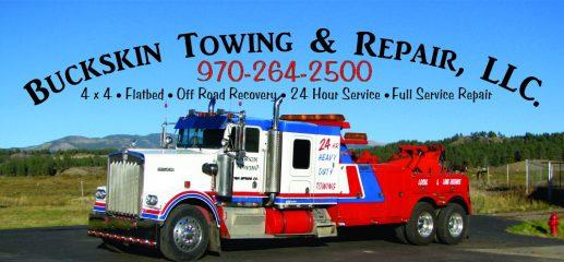 buckskin towing & repair, llc.