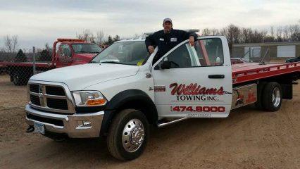 williams towing & repair