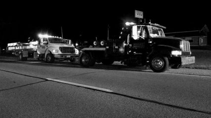 reliable recovery inc. 24 hr towing & roadside
