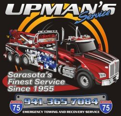 upman's towing service