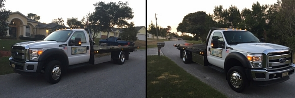 spring hill towing