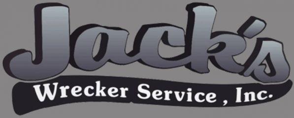 jack's wrecker service