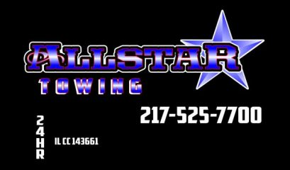 all star performance towing