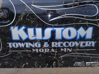 kustom towing & recovery