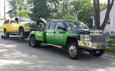 asap towing & recovery