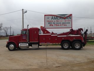 american towing and recovery of bossier city