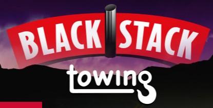 black stack towing