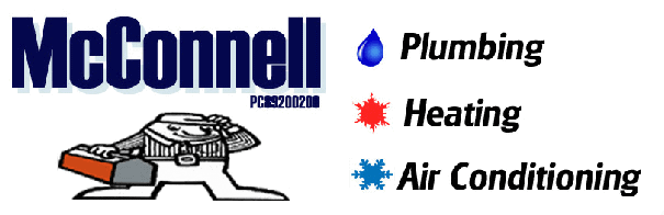 mcconnell plumbing, heating & a/c
