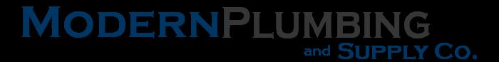 modern plumbing & supply co