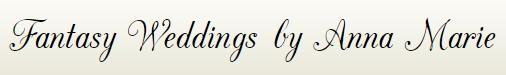 fantasy weddings by anna marie