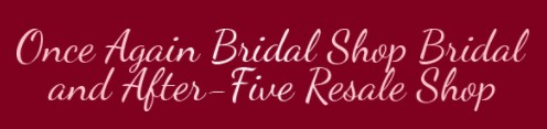 once again bridal shop