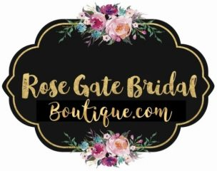 rose gate bridal