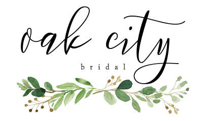 oak city bridal