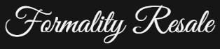 formality resale