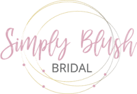 simply blush bridal