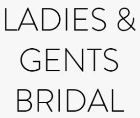 ladies and gents bridal