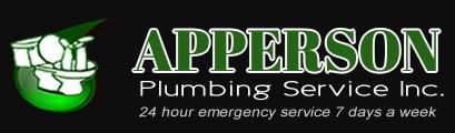 apperson plumbing service, inc