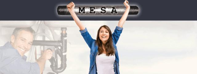 mesa plumbing