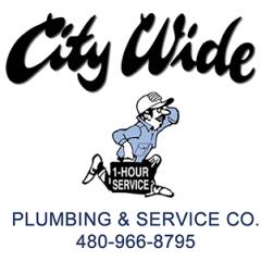 city wide plumbing of chandler