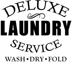 Deluxe Laundry Service