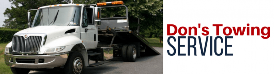don's towing service