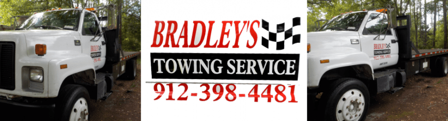 bradley's towing service