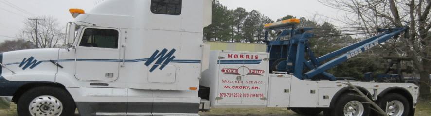 morris wrecker services
