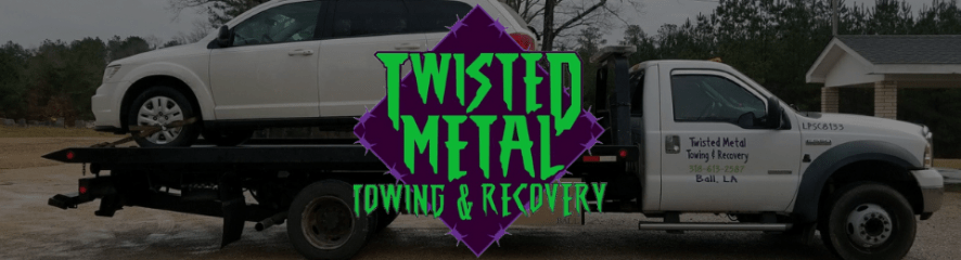 twisted metal towing and recovery, llc