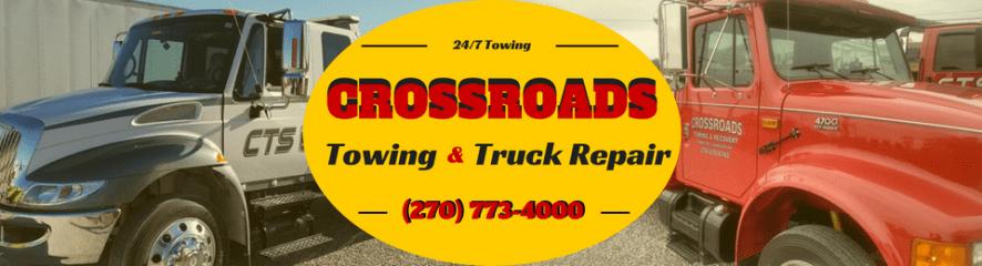 crossroads towing & truck repair